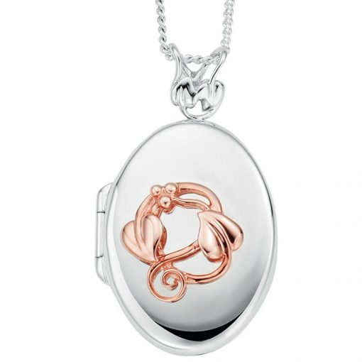 Clogau tree of life silver locket