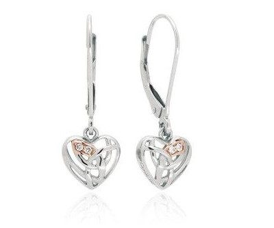 Clogau eternal love earrings