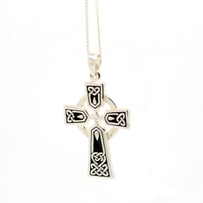 Cornish cross pendant